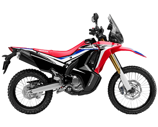 CRF250 RALLY image